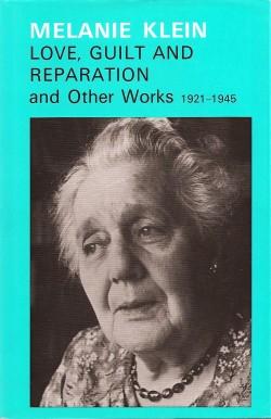 Melanie Klein publication cover