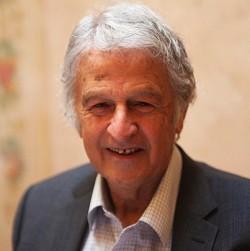 Photograph of psychoanalyst John Steiner