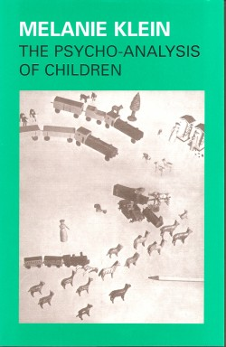 The Psycho-Analysis of Children cover