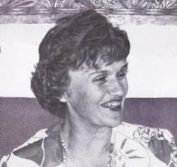 Photograph of Martha Harris