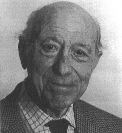 Photograph of psychoanalyst Sydney Klein