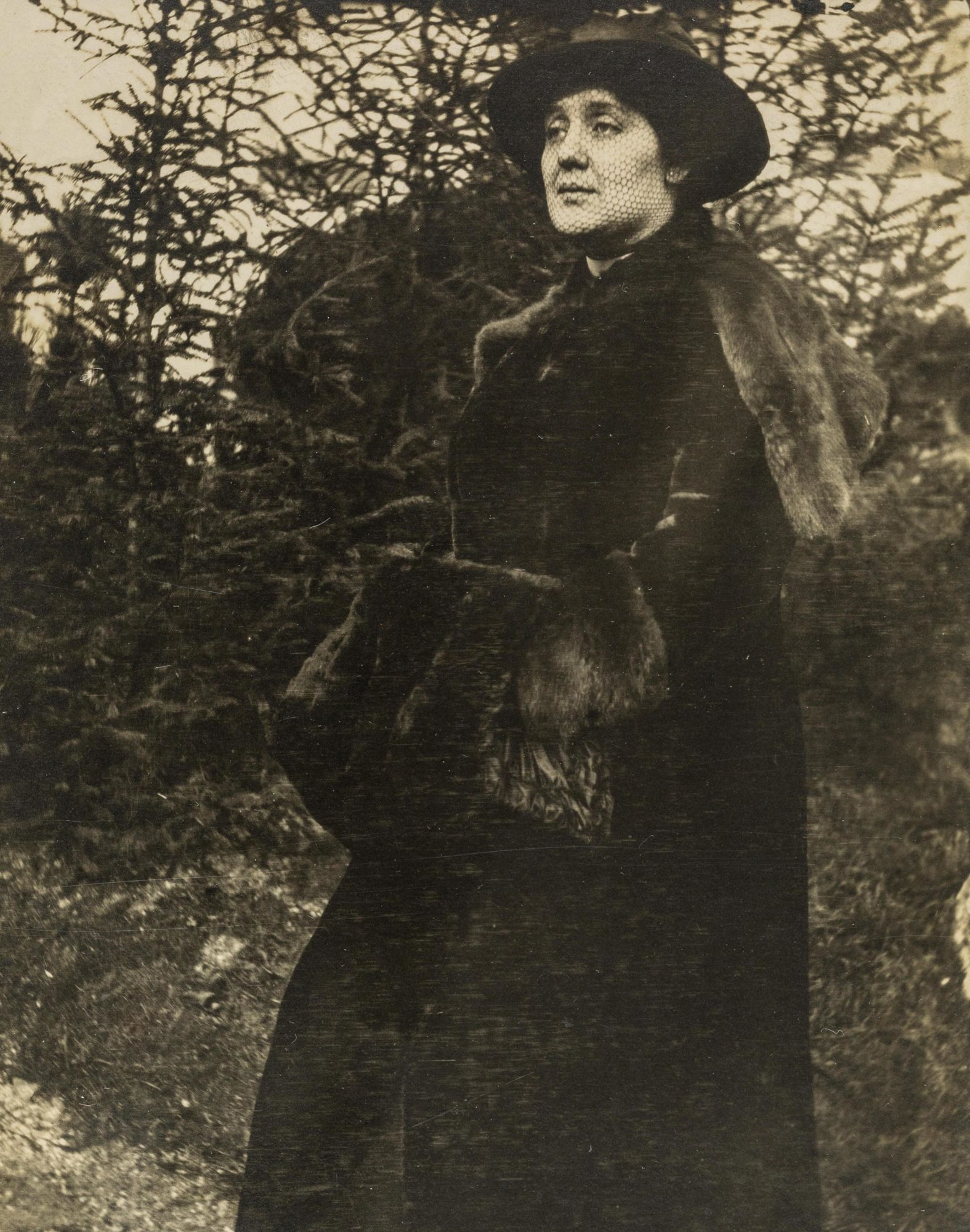 Photograph of Melanie Klein in 1909