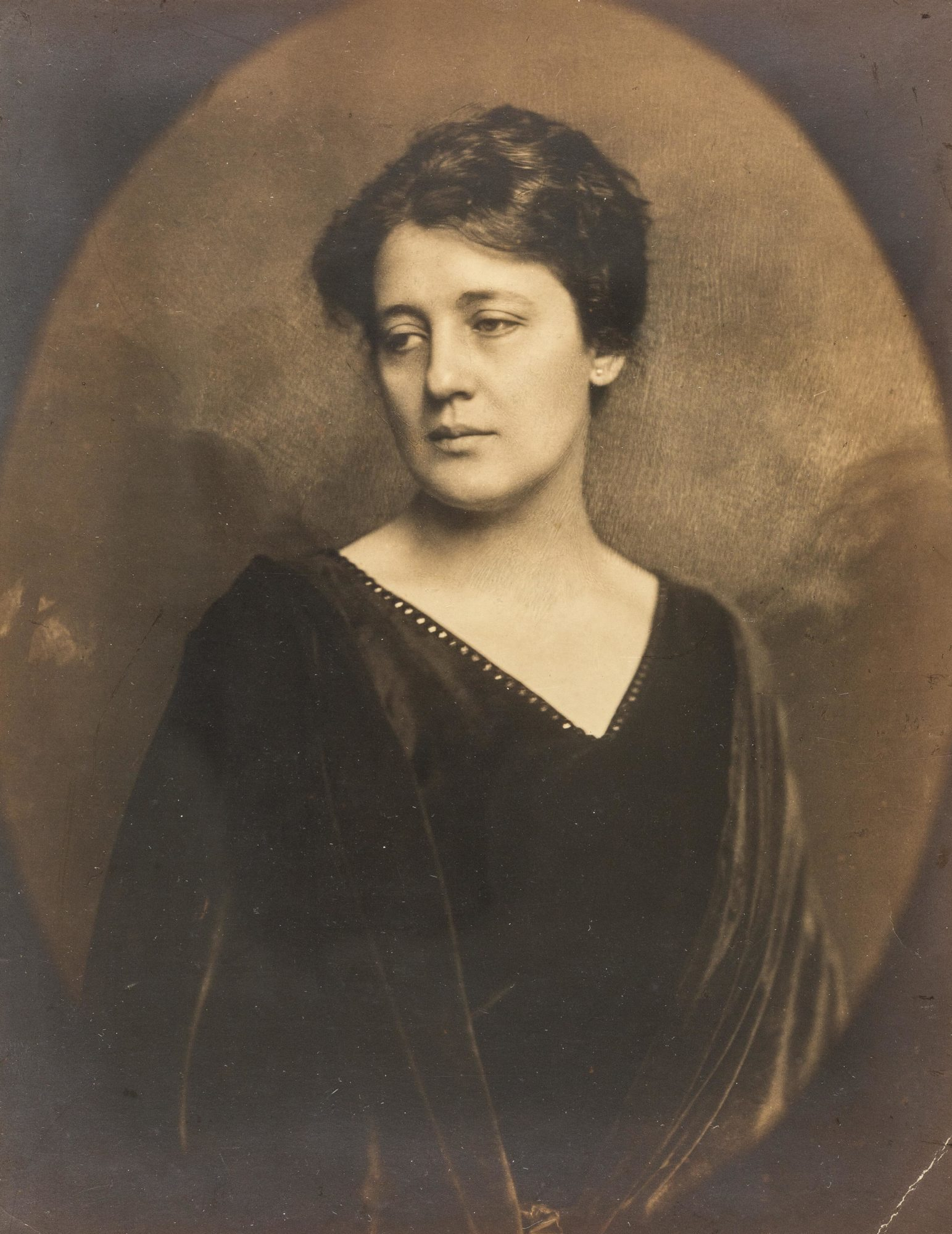 Photograph of Melanie Klein around 1912