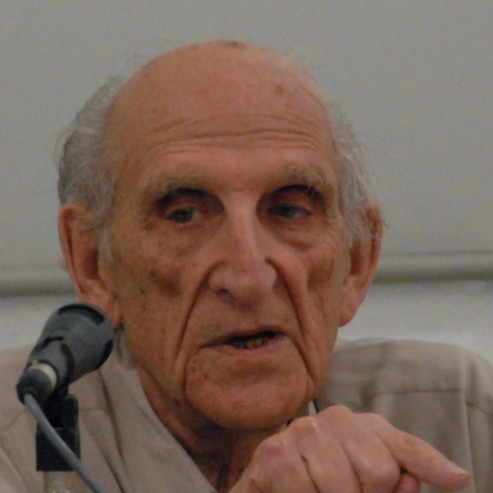 Photograph of psychoanalyst Dr Leslie Sohn