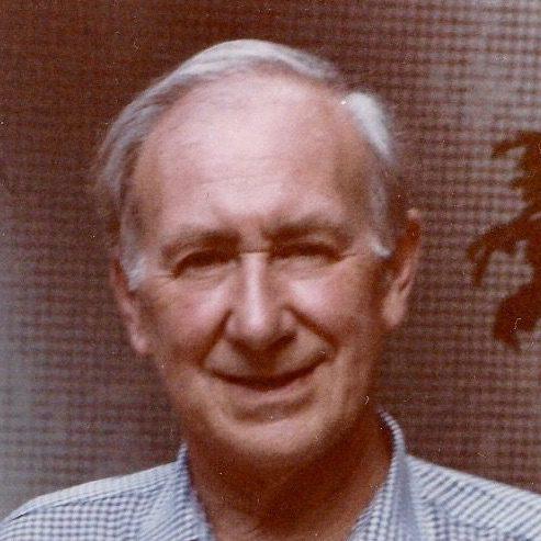 Photograph of psychoanalyst Eric Brenman