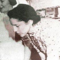 Photograph of Ester Bick