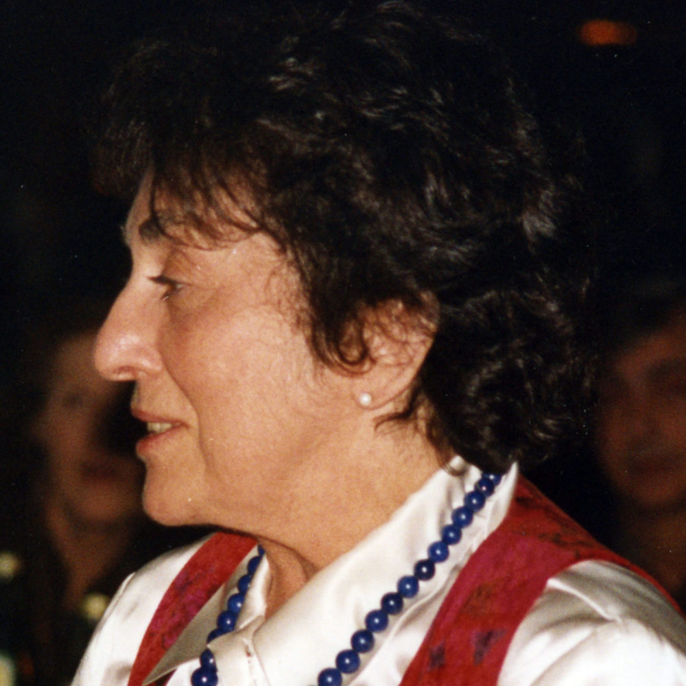 Photograph of Ruth Riesenberg-Malcolm