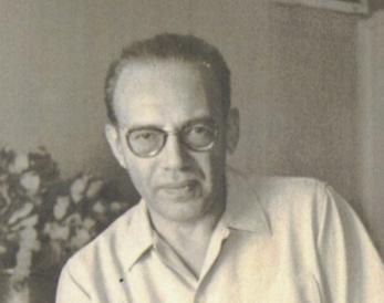 Photograph of Heinrich Racker