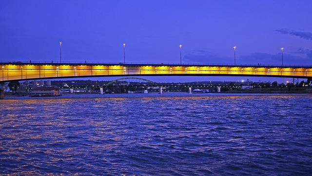 Bridge over the Sava River, Belgrade