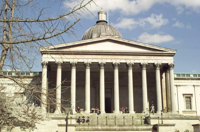 University College London campus building