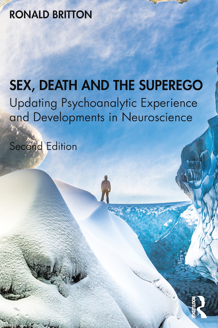 Book cover, Sex, Death and the Superego, second edition